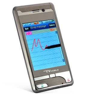 Voyager Quad Band Touchscreen Dual Sim WiFi Media Cel