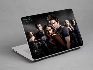Laptop Notebook Covers Skin Sticker Twilight HP Toshiba Dell Lenovo Acer Samsung