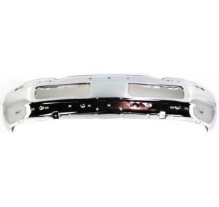 New Bumper Front Chrome RAM Truck Dodge 1500 97 96 95 2500 2002 Parts 55076599AG