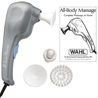 New Wahl 4120 600 All Body Powerful Therapeutic Massager Handheld Pain Relief