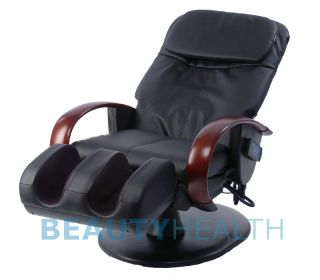 Floor Model Shiatsu Massage Recliner Chair Retail$1999 Theatre Pick Up Only