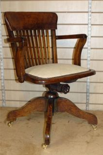 E Godwin Victorian Art Nouveau Oak Arm Chair Arts Crafts Puritan Morris Antique