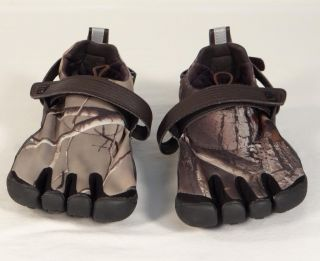 Fila Skele Toes EZ Slide Realtree Camo Drainage Water Shoes Mens