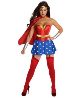 Sexy Super Women Hero Outfit Costume Halloween Fancy Dress Cosplay Partywear