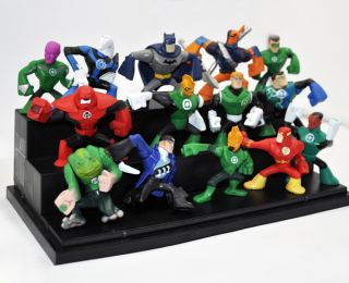 Marvel Universe Green Lantern Batman Collection Figures Toys Gift for Kids