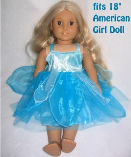 "American Girl Doll Clothes Pink Bridesmaid Dress to Fit 18"" American Girl Dolls"