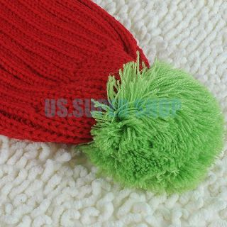 Baby Boys Girls Infant Toddler Warm Star Knitted Crochet Beanie Winter Hats Caps