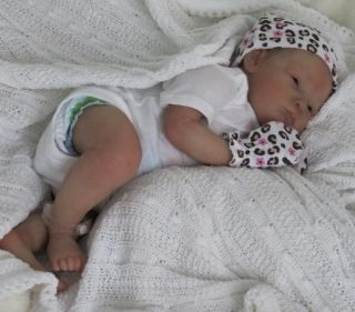 Doves Nursery Reborn Newborn Baby Girl Will Sculpt by Natalie Scholl