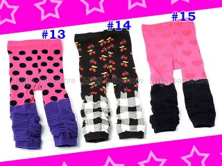New Kids Toddler Baby Girl Boy Legging Trousers S52