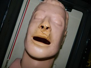 Laerdal Airway Trainer Intubate Training Manikin Mannequin Nursing Nurse