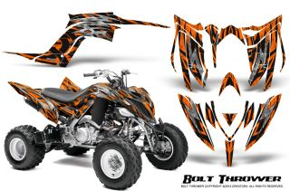 Yamaha Raptor 700 2013 Graphics Kit Creatorx Decals Stickers BTO