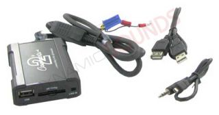 CTARNUSB003 USB Interface Kit for Renault Laguna Twingo