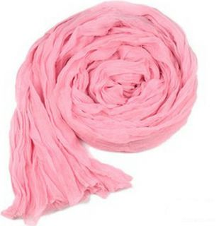 New Women's Fashion Long Warm Voile Soft Scarf Wrap Shawl Stole 18 Candy Color
