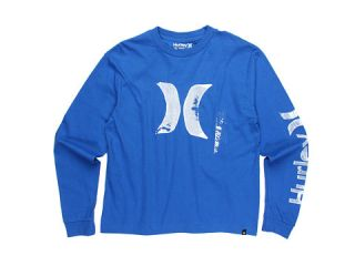 Hurley Kids Scapher L/S Tee (Big Kids) $11.99 (  MSRP $25.00)