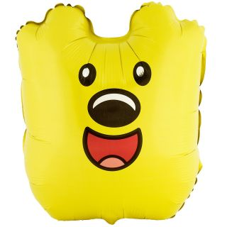 WOW WOW Wubbzy Super Shape Foil Balloon