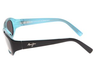 Maui Jim Punchbowl Black/Blue/Neutral Grey Lens