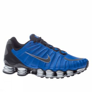 Nike Shox TLX US Size Light Blue Trainers Shoes Mens New