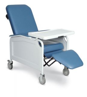 Winco 5851 Lifecare Recliner 3 Position Geri Chair