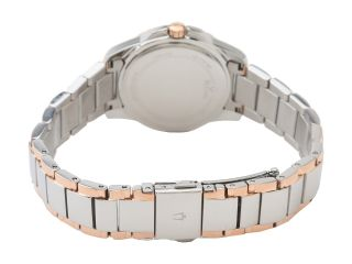 Bulova Ladies Diamonds   98P134