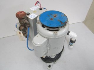 Turbine Industries Dental Suction Vacuum Pump Model WA01C 1 HP