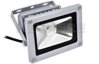 10W LED 85 265V RGB Outdoor Flood Light Remote Control
