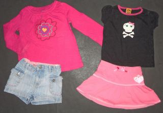 18 Pieces Baby Girl Clothes Winter Spring Lot Size 24 Months