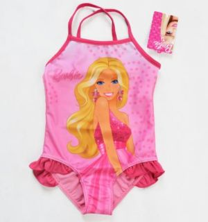 Girls Princess 2 8Y Swimsuit Child Swimwear Bathing Costume Tankini Bikini