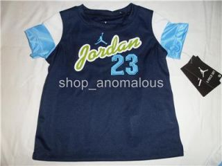 Nike Air Jordan Baby Boys Tee Shirt Shorts Outfit Clothes Set Sz 12M 12 Mos