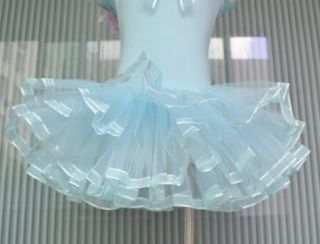 Girls Kids Leotard Ballet Tutus Pink Blue Dancewear Skate Dresses 3 8Y Clothing