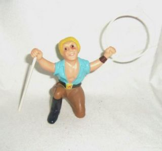 1970's Vintage Wilton Cake Pan Topper Decorating Circus Lion Tamer
