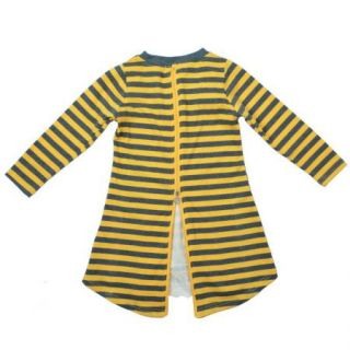 Girls Kids Party Striped Top Shirt Dress Leggings Bow 2pcs Clothes 5 6Y Outfits