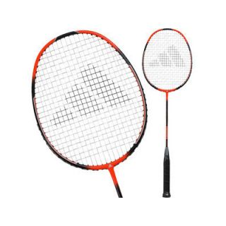 Adidas Badminton Racket Precision 580 Power Carbon Frame Orange Black New