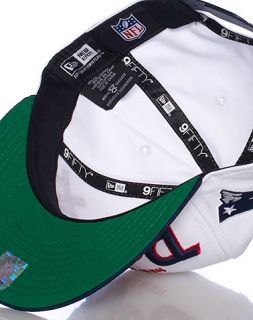 New Era Patriots NFL Snapback Cap
