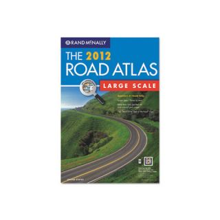 Advanced Formulations American Map 2012 United States Road Atlas, Large Type, Soft Cover