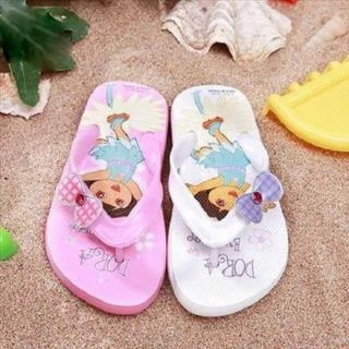 Dora Girls Flip Flops Slippers Shoes Pink DR1472