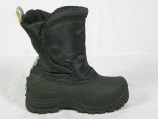 Toddler Girls Black Boots Size 10