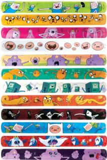 Adventure Time Birthday Party Favors Supplies Cake Goody Bags Loot 7 Pack