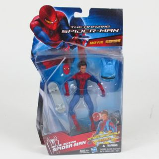 Hasbro The Amazing Spider Man Movie Series Action Figure Playset