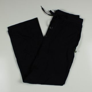 Mens Kenneth Cole Reaction Brushed Knit Lounge Pants Sz Medium Black