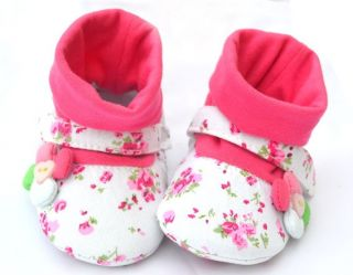 Mary Jane Toddler Baby Girl Shoes Boots UK Size 2 3 4