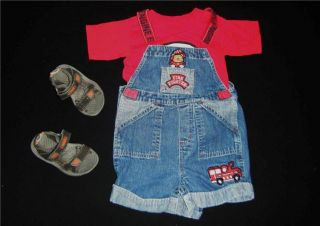 Lot 40 Piece Infant Baby Boy 18 24 Months Spring Summer Clothes 18 24 Month M