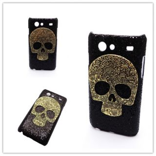 Multi Choice Bling Cool Skull Back Case Cover for Samsung Galaxy s Advance I9070