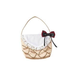 Little Red Riding Hood Basket Purse Halloween Costume Accessory