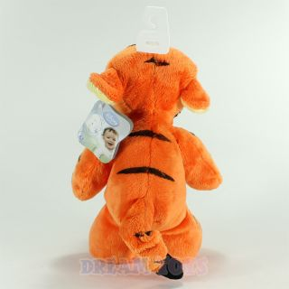 Disney Winnie The Pooh Tigger Soft Baby Plush Doll Infant Stuffed Doll Toys