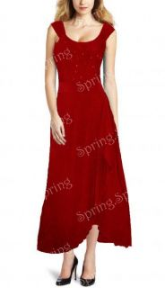 New Elegant Beaded Party Cocktail Evening Dress Plus Size SP14