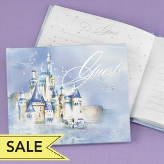 Fairytale Theme Guest Book Wedding Reception Sweet 16 Quinceanera 15 Princess