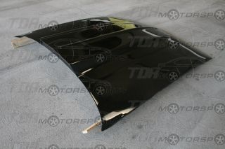 Vis 82 92 Camaro Carbon Fiber Hood Cowl Induction Z28