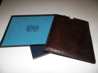 New Lucky Brand Triumph Motorcycle iPad Tablet eReader Kindle Sleeve Case Cover