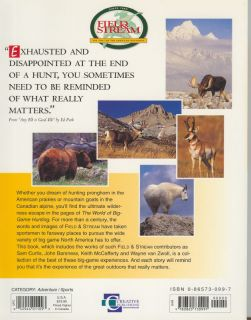 The World of Big Game Hunting by Creative Publishing International Editors 1999, Paperback