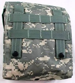 Military Platoon USMC Army First Aid EMT EMS Medical MOLLE Pouch Trauma Kit Tan